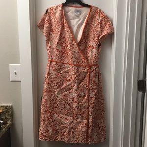 Adrianna Papéll wrap dress